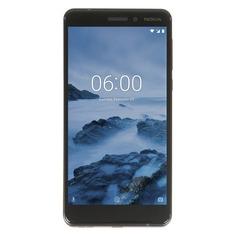 Смартфон NOKIA 6.1 Dual Sim, черный