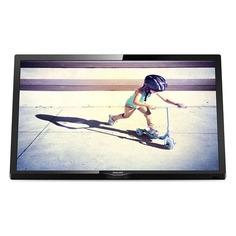 """LED телевизор PHILIPS 22PFS4022/60 """"R"""", 22"""", FULL HD (1080p), черный"""