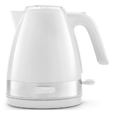 Чайник электрический DELONGHI KBLA 2000.W, 2000Вт, белый Delonghi