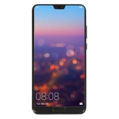 Смартфон HUAWEI P20 128Gb, черный