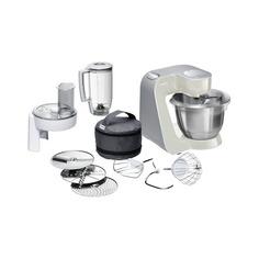 Кухонный комбайн BOSCH MUM58L20, серый/серебристый
