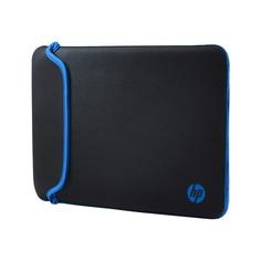 "Чехол для ноутбука 14.0"" HP Chroma, черный/синий [v5c27aa]"