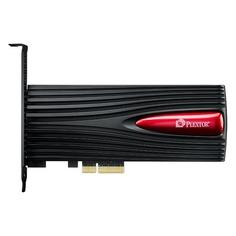 SSD накопитель PLEXTOR M9Pe PX-256M9PeY 256Гб, PCI-E AIC (add-in-card), PCI-E x4, NVMe
