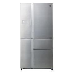 Холодильник SHARP SJ-PX99FSL, пятикамерный, серебристый