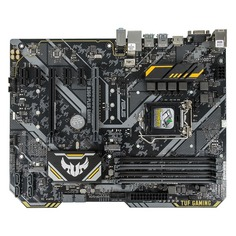 Материнская плата ASUS TUF B360-PLUS GAMING, LGA 1151v2, Intel B360, ATX, Ret