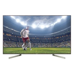 "LED телевизор SONY BRAVIA KD65XF9005BR2 64.5"", Ultra HD 4K (2160p), черный"