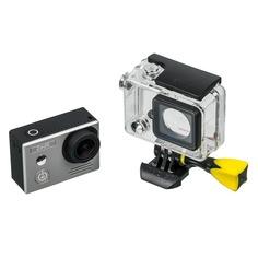 Экшн-камера AC ROBIN ZED5 4K, WiFi, серебристый