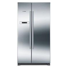 Холодильник BOSCH KAN90VI20R, двухкамерный, нержавеющая сталь