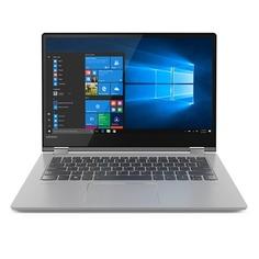 "Ноутбук-трансформер LENOVO Yoga 530-14IKB, 14"", Intel Core i3 7130U 2.7ГГц, 4Гб, 128Гб SSD, Intel HD Graphics 620, Windows 10, 81EK008VRU, черный"