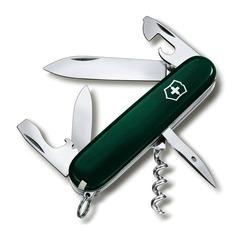 Складной нож VICTORINOX Spartan, 12 функций, темно-зеленый [1.3603.4r]