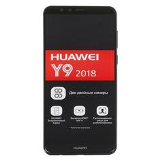Смартфон HUAWEI Y9 (2018) 32Gb, синий