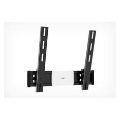 """Кронштейн для телевизора Holder LCD-T4612 черный 32""""-65"""" макс.40кг настенный наклон"""