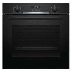 Духовой шкаф BOSCH HBG517BB0R, черный
