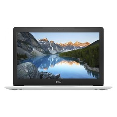 "Ноутбук DELL Inspiron 5570, 15.6"", Intel Core i5 8250U 1.6ГГц, 4Гб, 1000Гб, AMD Radeon 530 - 2048 Мб, DVD-RW, Windows 10 Home, 5570-7857, белый"