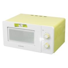 Микроволновая печь DAEWOO KOR-5A17, зеленый