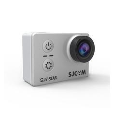 Экшн-камера SJCAM SJ7 Star 4K, WiFi, серебристый [sj7star_silver]