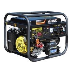 Бензиновый генератор HUTER DY8000LXA, 220 В, 7кВт [64/1/30]