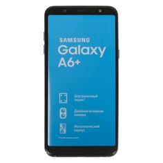 Смартфон SAMSUNG Galaxy A6+ (2018) 32Gb, SM-A605F, синий