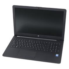 """Ноутбук HP 15-bs151ur, 15.6"""", Intel Core i3 5005U 2.0ГГц, 4Гб, 500Гб, Intel HD Graphics 5500, Free DOS, 3XY37EA, черный"""