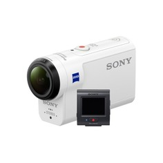 Экшн-камера SONY HDR-AS300R 1080p, WiFi, белый [hdras300r.e35]