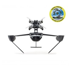 Квадрокоптер PARROT Minidrone Hydrofoil Orak с камерой, черный [pf723403]