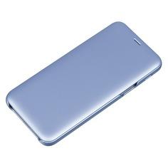 Чехол (флип-кейс) SAMSUNG Wallet Cover, для Samsung Galaxy A6 (2018), фиолетовый [ef-wa600cvegru]