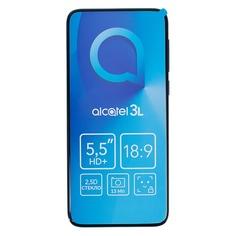 Смартфон ALCATEL 3L 5034D, синий металлик