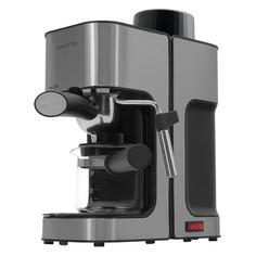 Кофеварка POLARIS PCM 4003AL, эспрессо, нержавеющая сталь