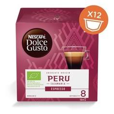 Кофе капсульный DOLCE GUSTO Espresso Peru, капсулы, совместимые с кофемашинами DOLCE GUSTO®, 84грамм [12355945]