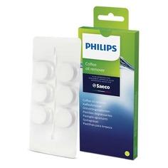 Очищающие таблетки PHILIPS CA6704/10, для кофемашин, 6 шт
