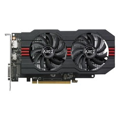 Видеокарта ASUS AMD Radeon RX 560 (14CU), AREZ-RX560-2G-EVO, 2Гб, GDDR5, Ret