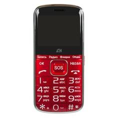 Мобильный телефон ARK Power F1 красный