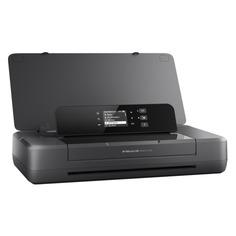 Принтер струйный HP OfficeJet 202, струйный, цвет: черный (аккумулятор в комплекте) [n4k99c]