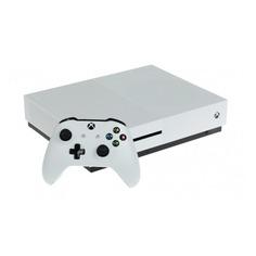 Игровая консоль MICROSOFT Xbox One S с 1 ТБ памяти, игрой Sea of Thieves, 234-00334, белый