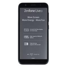 Смартфон ASUS Zenfone Live L1 16Gb, ZA550KL, черный