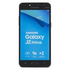 Смартфон SAMSUNG Galaxy J2 Prime 8Gb, SM-G532F, черный титан