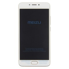 Смартфон MEIZU M5 Note 32Gb, M621H, золотистый