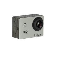 Экшн-камера SJCAM SJ4000 1080p, серебристый [sj4000silver]