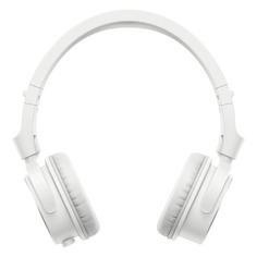 Наушники PIONEER HDJ-S7-W, накладные, белый, проводные