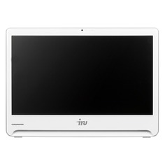"Моноблок IRU Office S2302, 23.6"", Intel Core i3 5005U, 8Гб, 1000Гб, Intel HD Graphics 5500, DVD-RW, Free DOS, белый [1072302]"