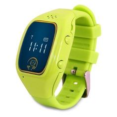 """Смарт-часы GINZZU GZ-511, 0.66"""", зеленый / зеленый [00-00001160]"""