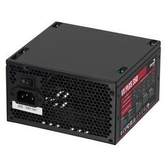 Блок питания AEROCOOL VX-350 PLUS, 350Вт, 120мм, черный, retail