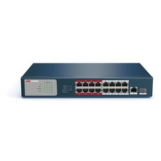Коммутатор HIKVISION DS-3E0318P-E/M, DS-3E0318P-E/M