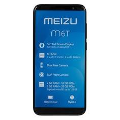 Смартфон MEIZU M6T 32Gb, черный