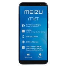 Смартфон MEIZU M6T 16Gb, синий