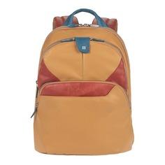 Рюкзак Piquadro Coleos CA2944OS/G желтый натур./искуст. кожа