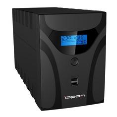 Источник бесперебойного питания IPPON Smart Power Pro II Euro 1600, 1600ВA [1029742]