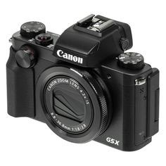 Цифровой фотоаппарат CANON PowerShot G5 X, черный