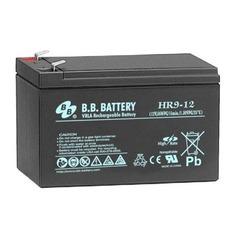 Батарея для ИБП BB HR 9-12 12В, 9Ач B&;B