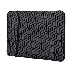 "Чехол для ноутбука 15.6"" HP Chroma Geo Rev, серый/черный [2tx17aa]"